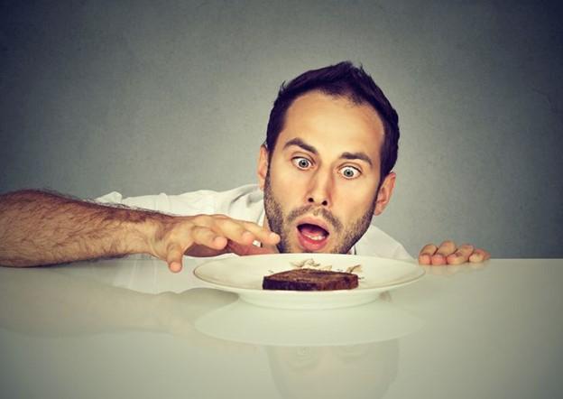 Bài kiểm tra kiểm soát cảm giác thèm ăn trong 15 phút