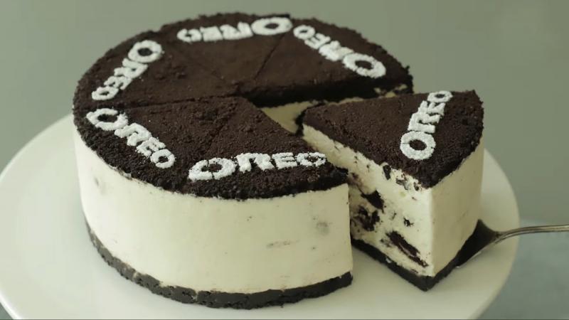 Bánh cheesecake oreo