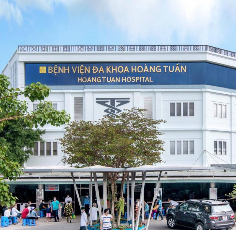 Bệnh viện Đa khoa Hoàng Tuấn