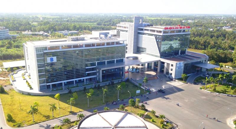 Bệnh viện Đa khoa tỉnh Sóc Trăng