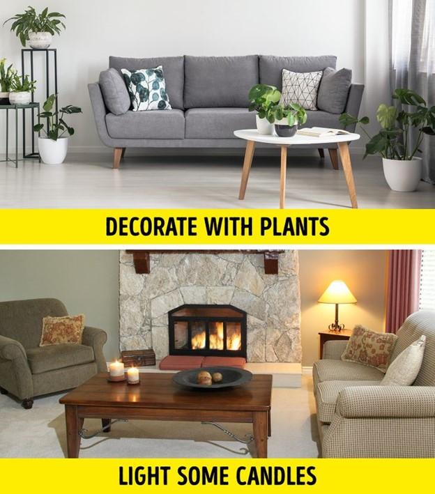 Các nguyên tắc thiết kế nội thất quan trọng và solo giản để tạo ra một không gian ấm cúng
