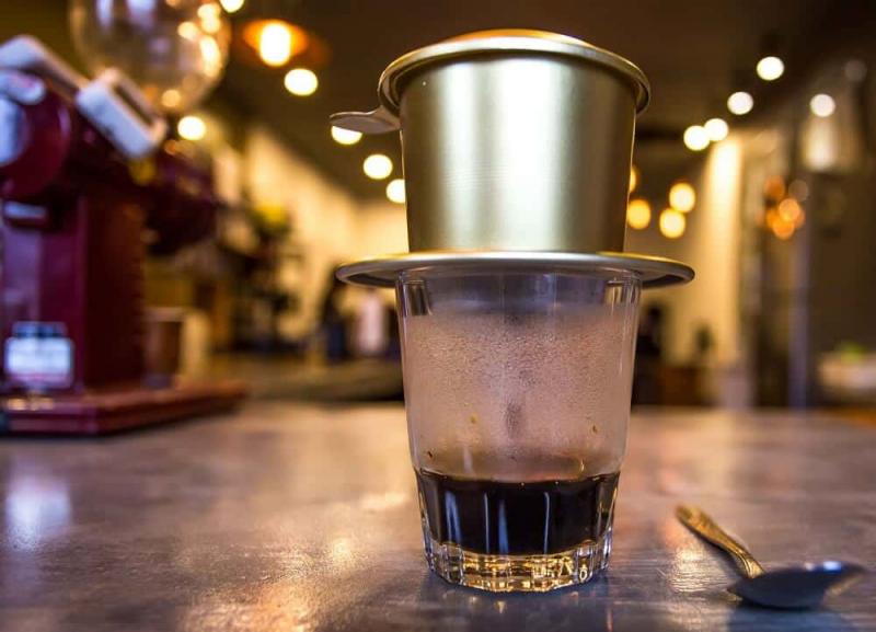 Cách Pha Cafe Phin Lớn