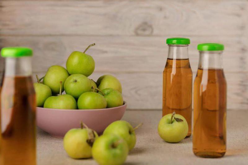 Cách giảm cân bằng giấm táo mèo