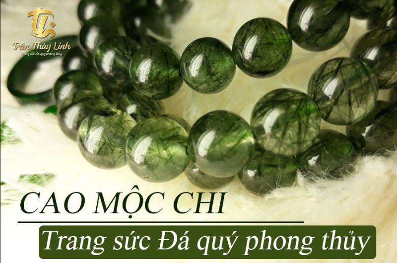Cao Mộc Chi - Đá Quý Phong Thủy - Số 1 Huế