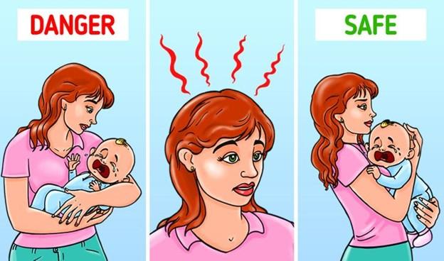 Chất xám của phụ nữ sau sinh sẽ co lại, nhưng không thúc đẩy xấu đến não bộ