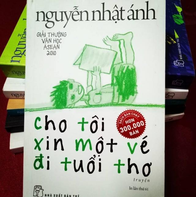 Cho Tôi Xin Một Vé Đi Tuổi Thơ – Nguyễn Nhật Ánh