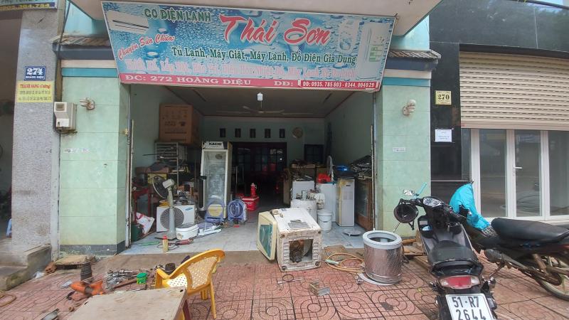 Cơ điện lạnh Thái Sơn