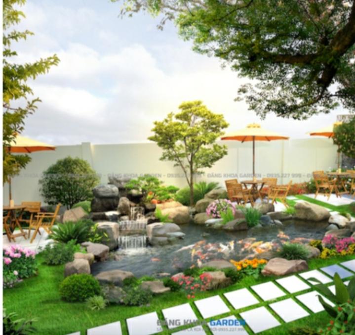 Công Ty TNHH Đăng Khoa Garden