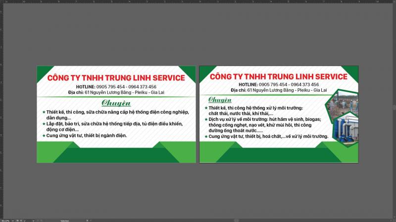Công Ty TNHH Trung Linh Service