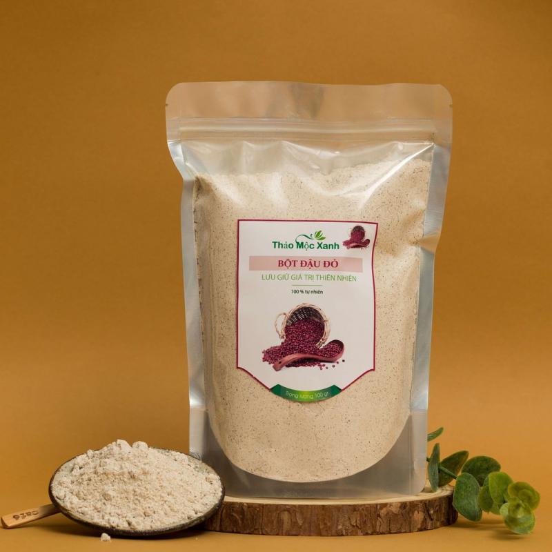 Công dụng bột đậu đỏ giúp giảm cân