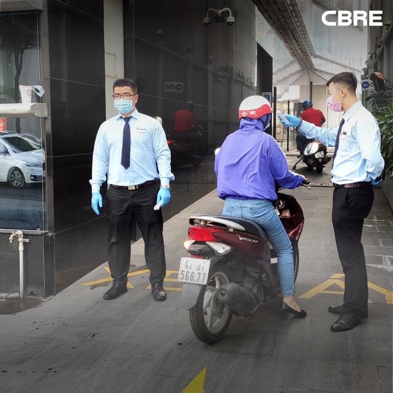 Công ty TNHH CBRE (Việt Nam)