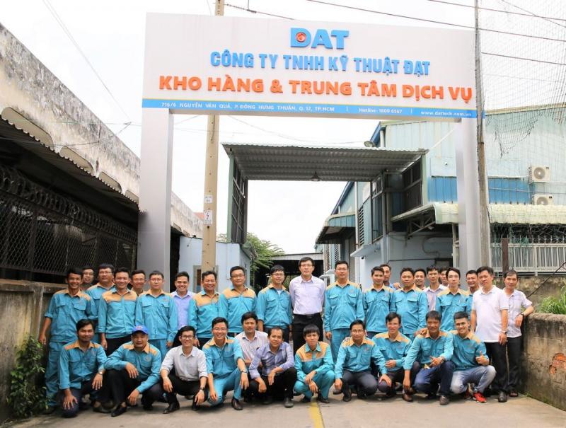 Công ty TNHH Kỹ thuật Đạt (DAT)