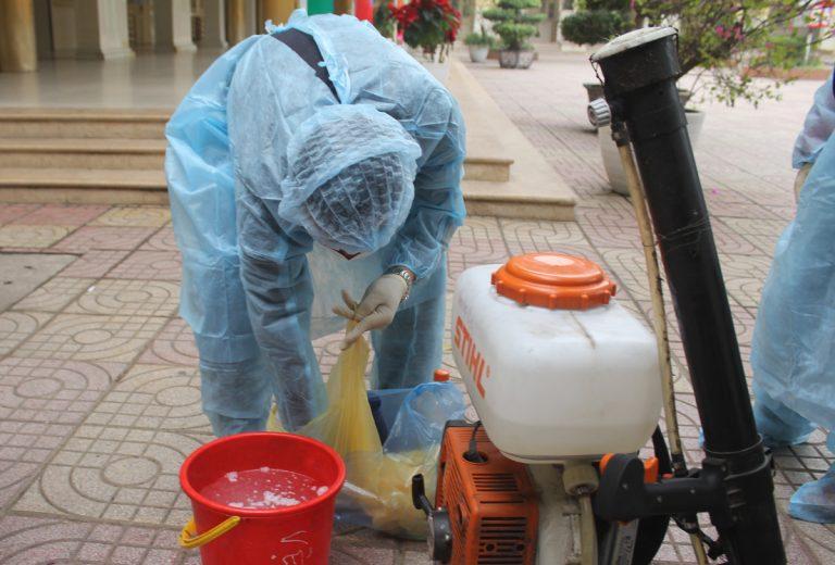 Công ty TNHH Một Thành Viên diệt côn trùng Minh Đức