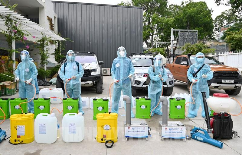 Công ty khử trùng Quang Hải