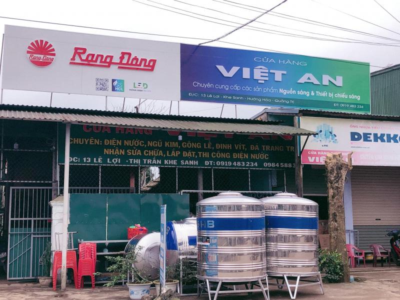 Cửa Hàng Điện Nước Việt An
