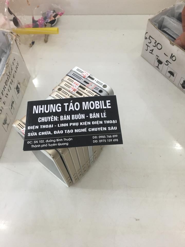 Cửa hàng điện thoại Nhung Táo Mobile