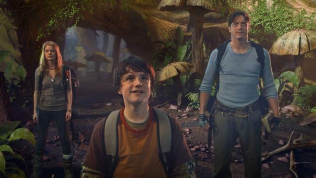 Cuộc phiêu lưu vào lòng đất (2008)
