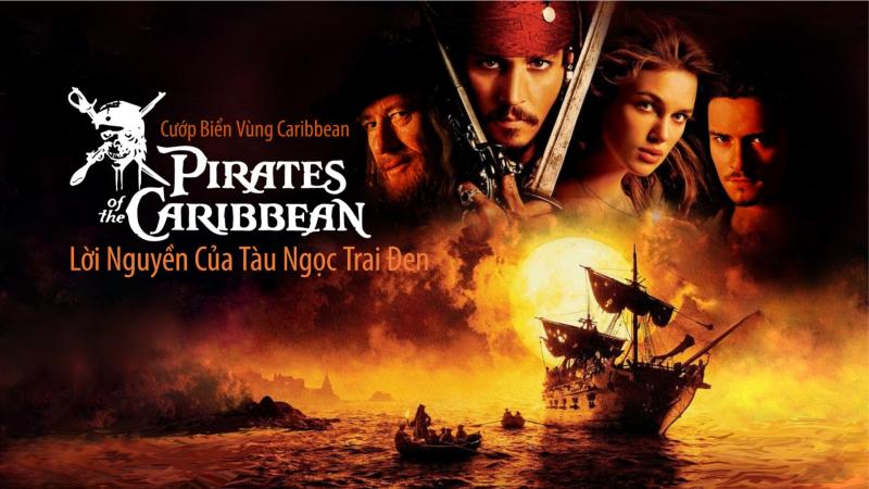 Cướp biển vùng Caribbe: Lời nguyền của tàu ngọc trai đen (2003)