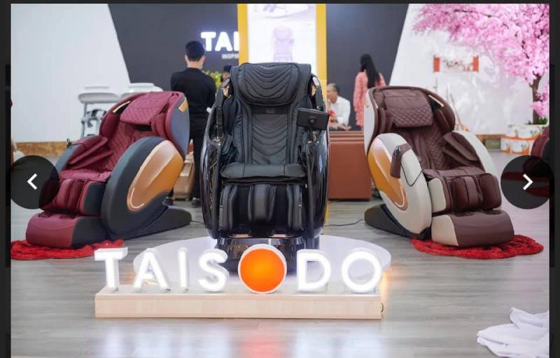 Đại lý Ghế Massage Taisodo