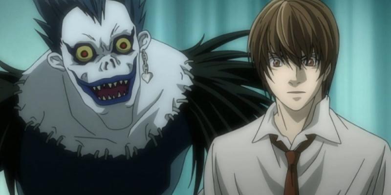 Death Note - Cuốn sổ tử thần