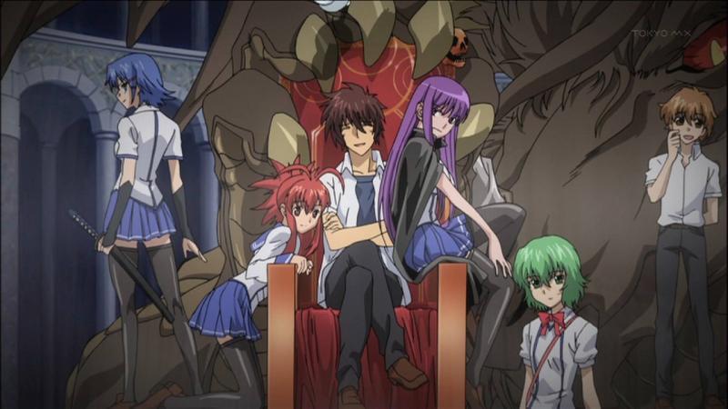 Demon King Daimao - Ái mộng Quỷ vương