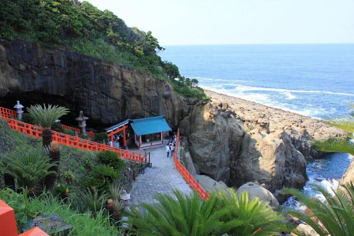 Đền Udo, tỉnh Miyazaki