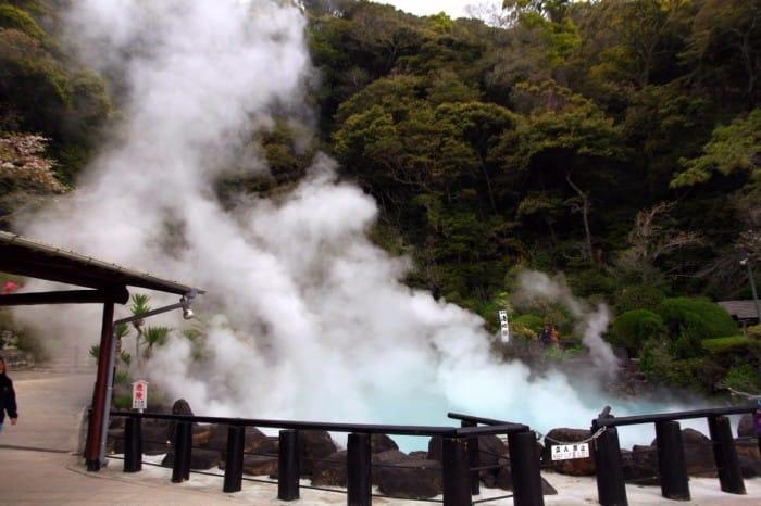 Địa ngục Beppu, tỉnh Oita