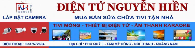 Điện Tử Nguyễn Hiền