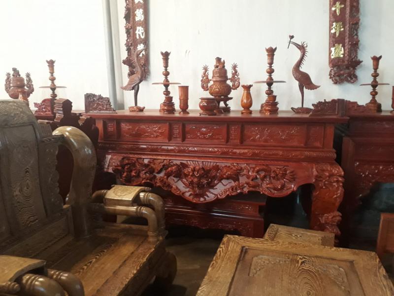 Đồ gỗ Trường Phú