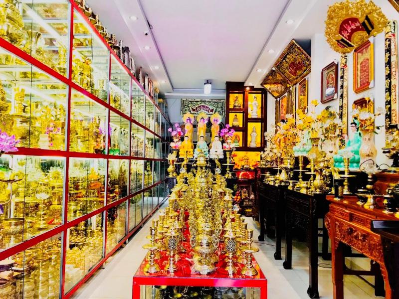 Đồ thờ phong thủy Khang Thịnh