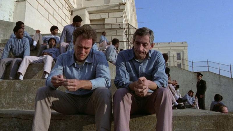 Escape From Alcatraz (Vượt Ngục Alcatraz)
