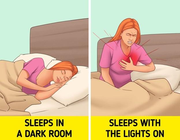 Gây ra các vấn đề liên quan đến tim mạch