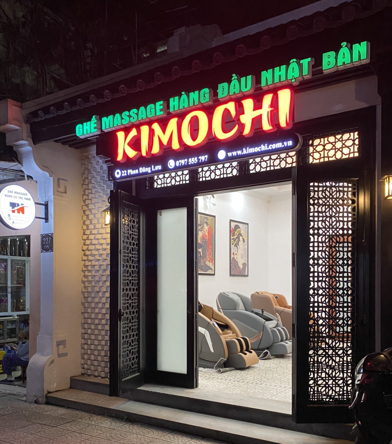 Ghế Massage Kimochi