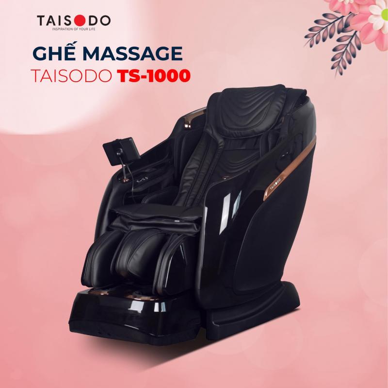 Ghế masage Taisodo Vincom Quảng Bình