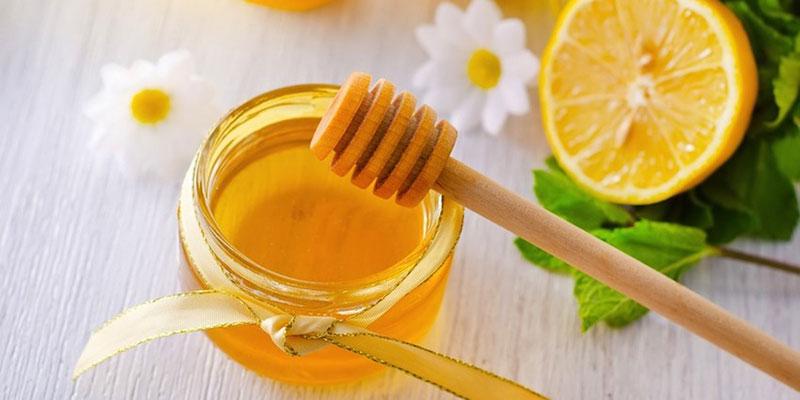 Giảm cân bằng mật ong, chanh