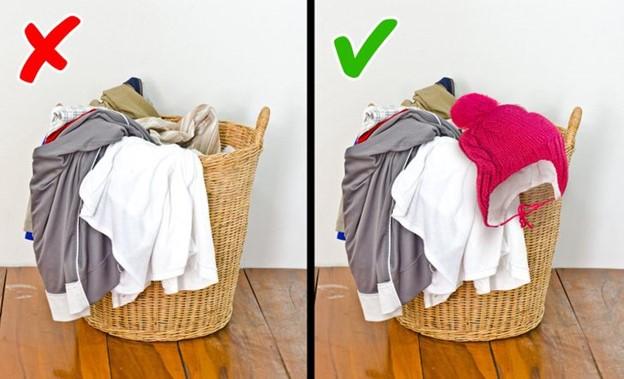 Giặt quần áo mùa đông vào mùa xuân