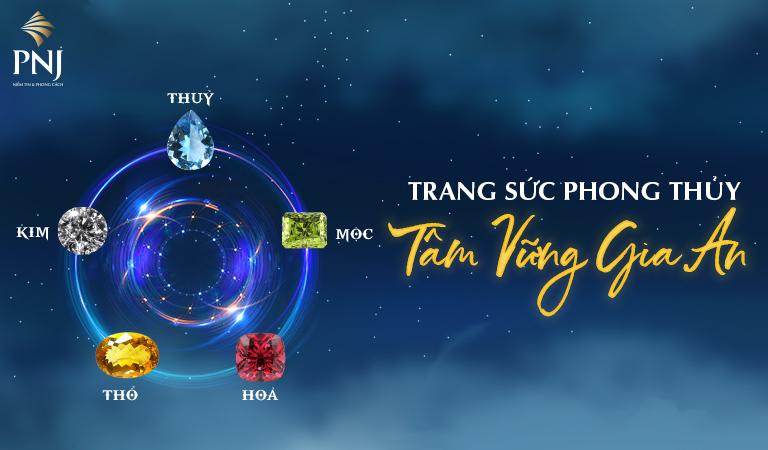 Hệ thống PNJ Bình Thuận