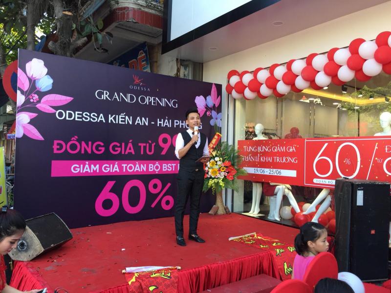 HoangNam event