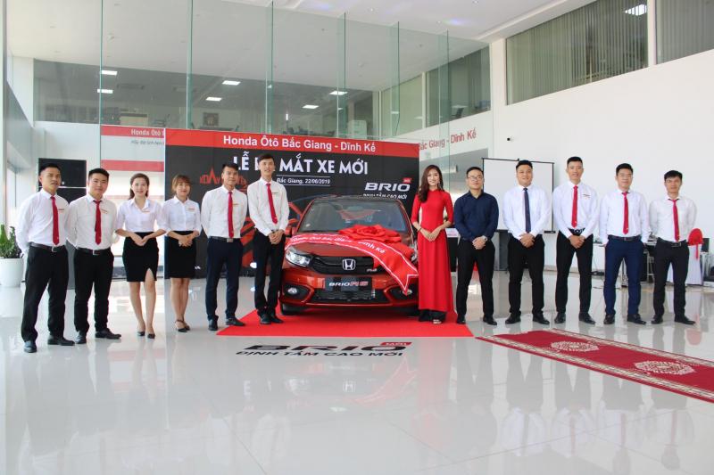 Honda Bắc Giang