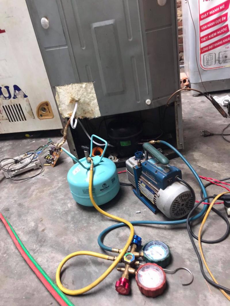 Hồng Định - Sửa chữa điện nước tại Thành phố Vinh