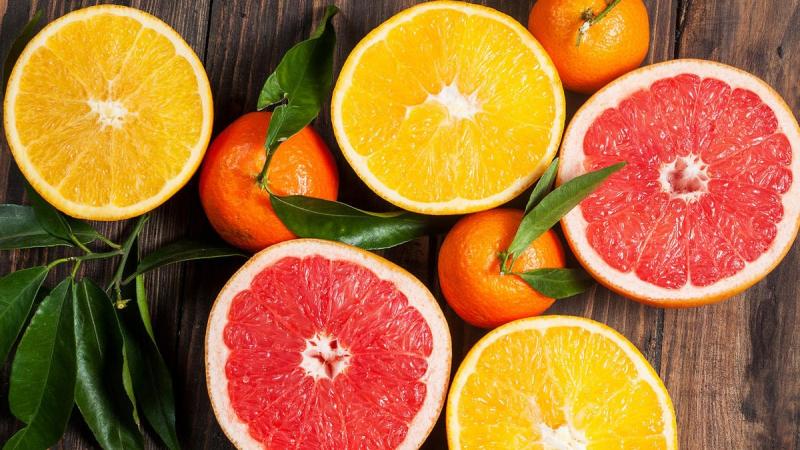 Kết hợp giấm táo với các loại hoa quả để giảm cân