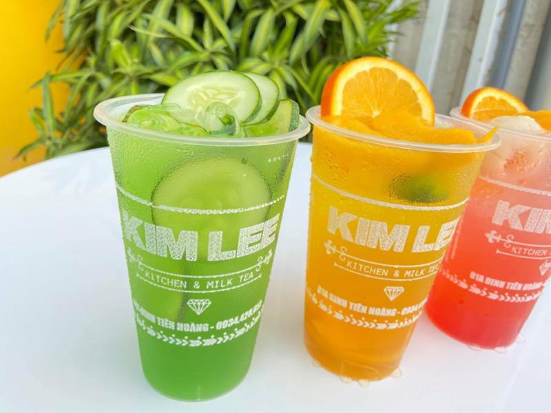 Kim Lee - Kitchen & Milk Tea