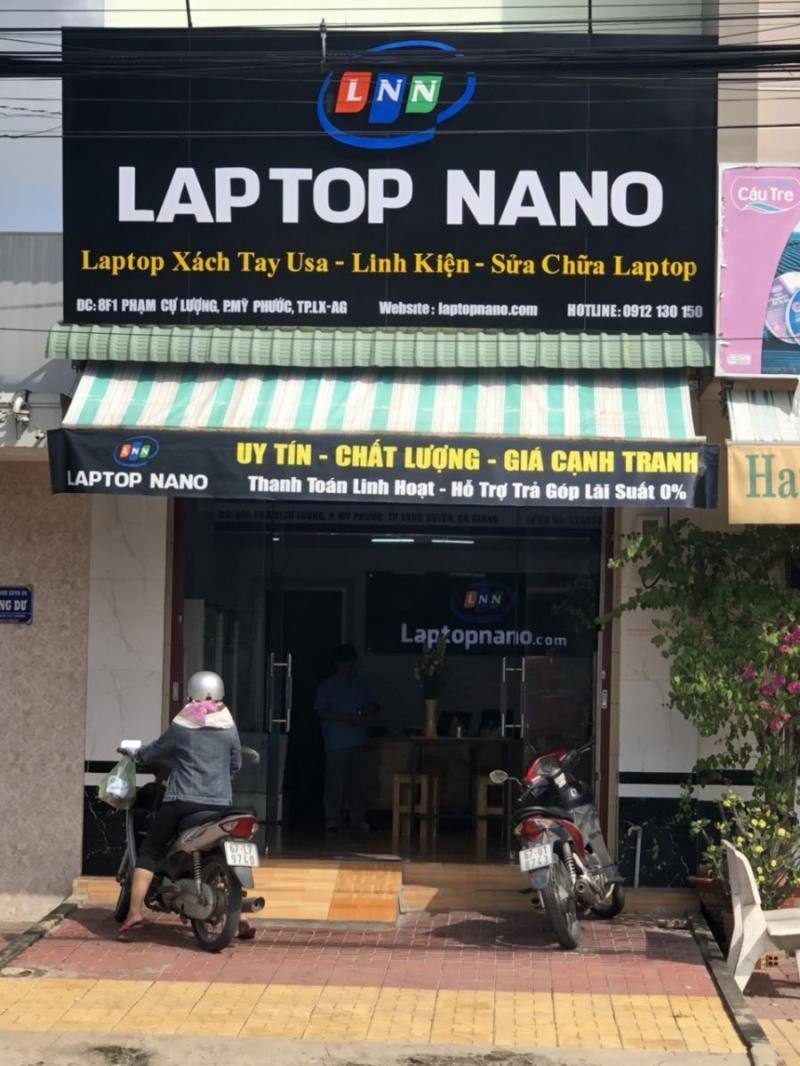 Laptop Nano