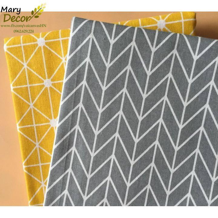 Mary Decor - Vải bố, vải canvas, vải trang trí nội thất