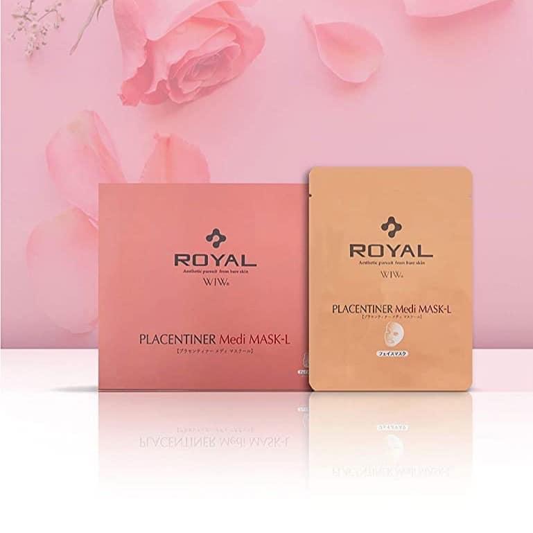 Mặt nạ nhau thai Royal Placentiner Medi Mask-L