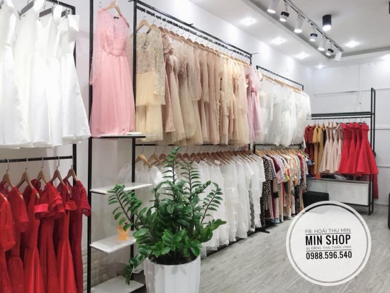 Min Shop Chuyên Váy
