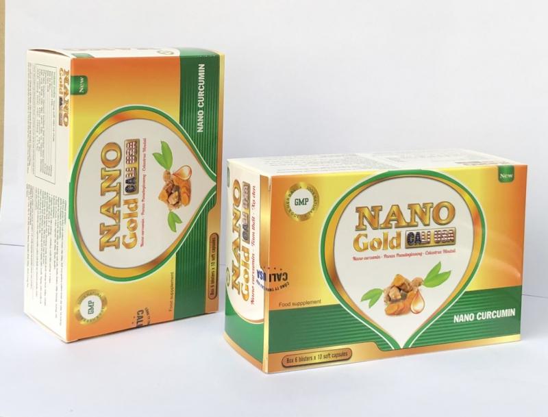 Nano Gold Calusa