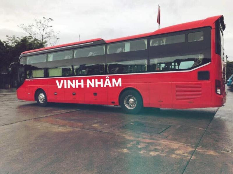 Nhà xe Vinh Nhâm
