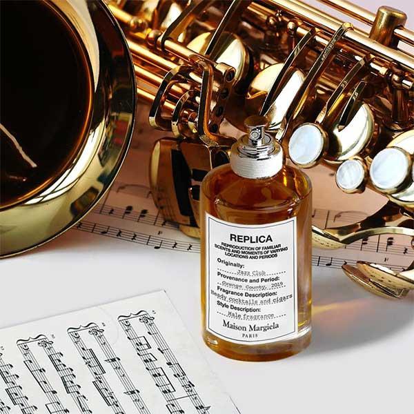 Nước Hoa Maison Margiela Replica Jazz Club EDT 100ml Cho Nam