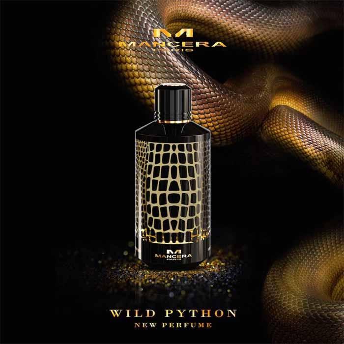 Nước Hoa Mancera Wild Python EDP 120ml